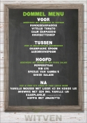 Dommel menu €3250 (2)