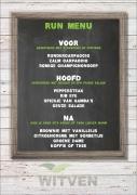 Run menu €2650