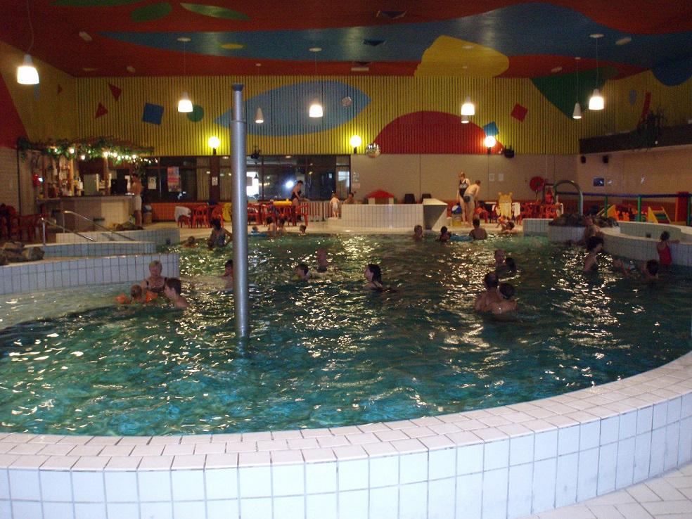 Binnenzwembad Den Ekkerman Veldhoven