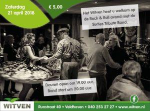 Rock & Rol avond 21_04_2018 #Witven #Veldhoven #Kempen #Eindhoven