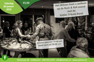 Rock & Roll avond Witven Veldhoven