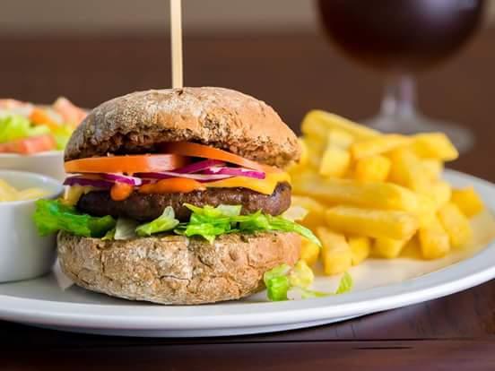 hamburger eetcafe