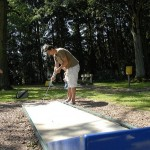 midgetgolf spelen in Veldhoven bij partycentrum 't Witven
