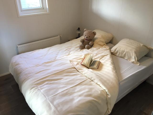 dommelchalet slaapkamer