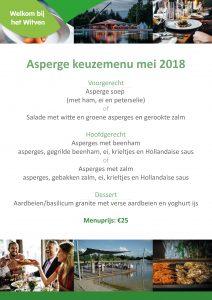 Menukaart_aspergemenu_Witven_Veldhoven
