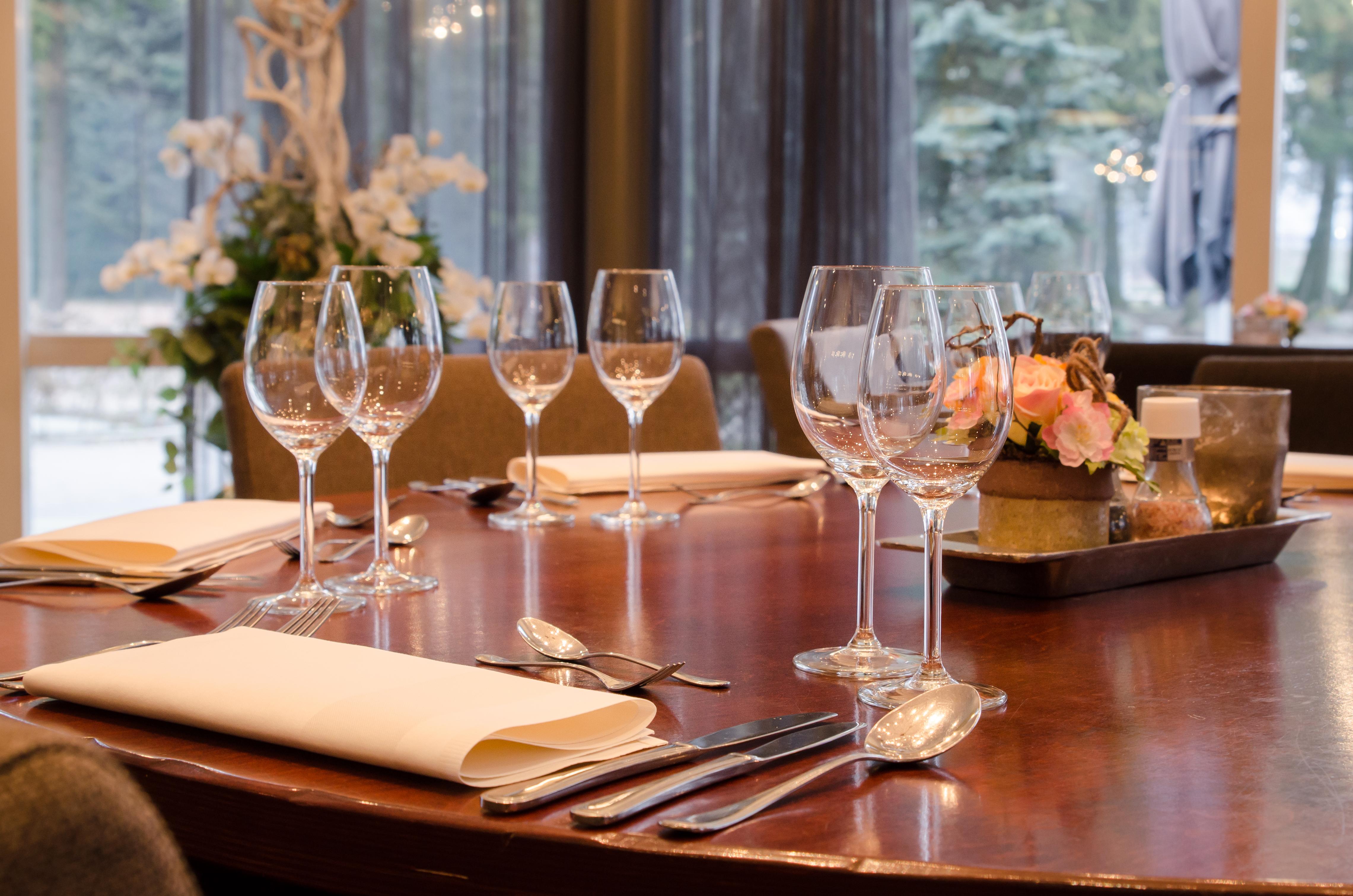 sfeer restaurant Witven