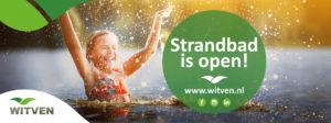 Witven_Veldhoven_strandbad is open